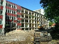 Bau-Tagebuch vom 08.05.2011
