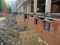 Bau-Tagebuch vom 22.05.2011